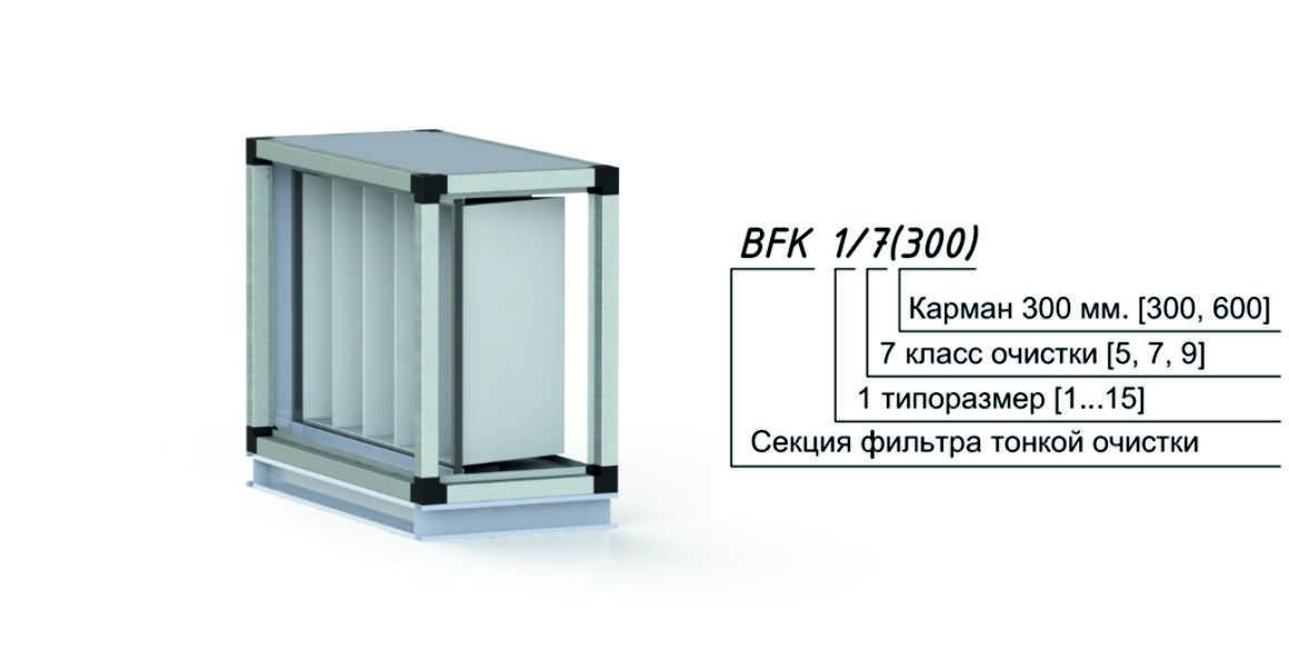 Фильтр предварительной очистки для центрального кондиционера