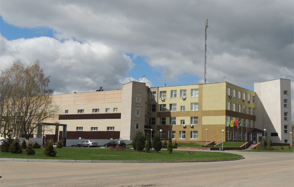 Физкультурно-оздоровительный комплекс, г. Городок, РБ